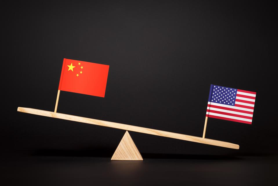 Tech dominance by the US over China may teeter if China's plans for self-dependency manifests by 2025.