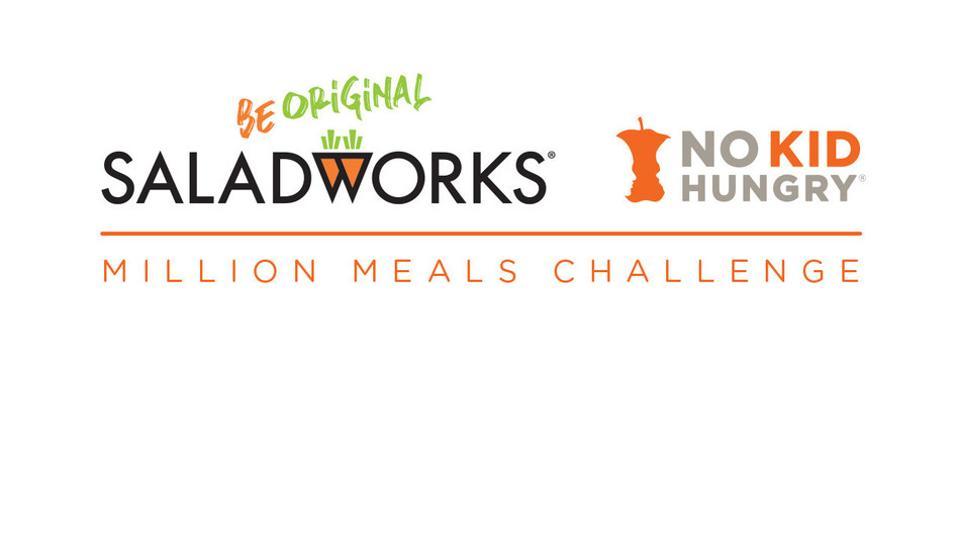 Saladworks - No Kid Hungry
