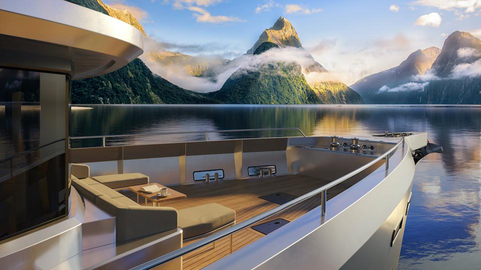 Arksen's mission is to inject purpose into luxury travel