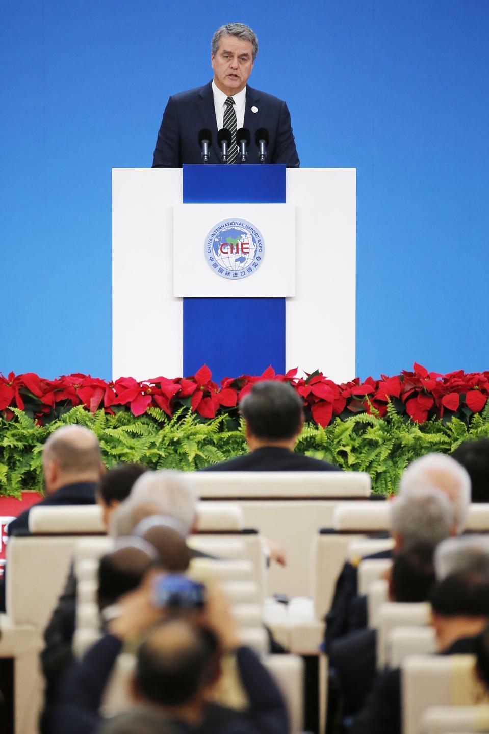 China International Import Expo (CIIE) - Opening Ceremony