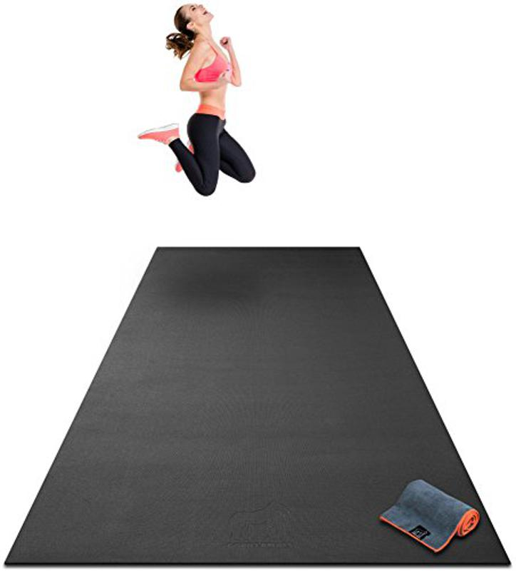 Amazon Prime Day. A large gym mat.