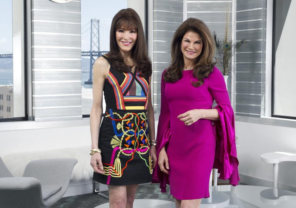 Katie Rodan and Kathy Fields in 2016.