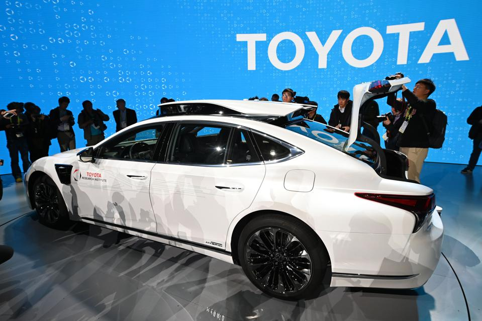 Applied Intuition works with Toyota on autonomous vehicle testing.