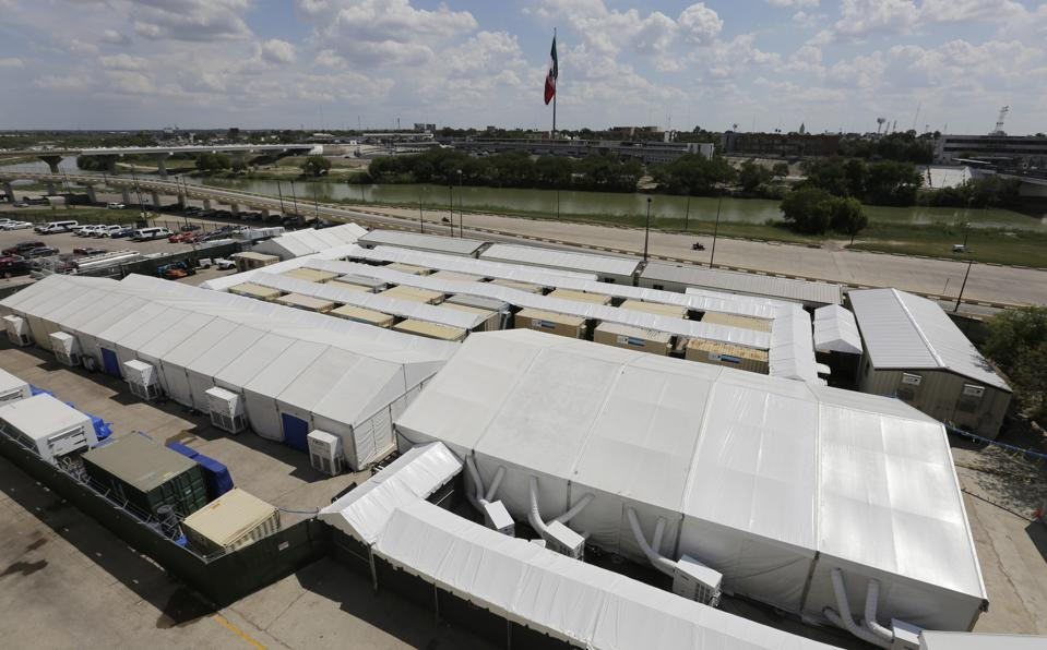 Immigration Tent Courts