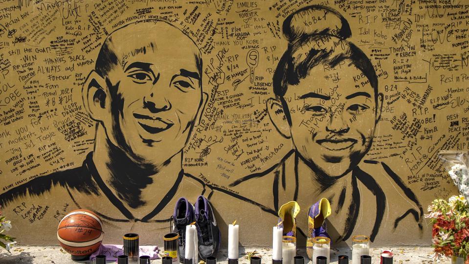 Filipinos Pays Tribute To Kobe Bryant In Valenzuela City