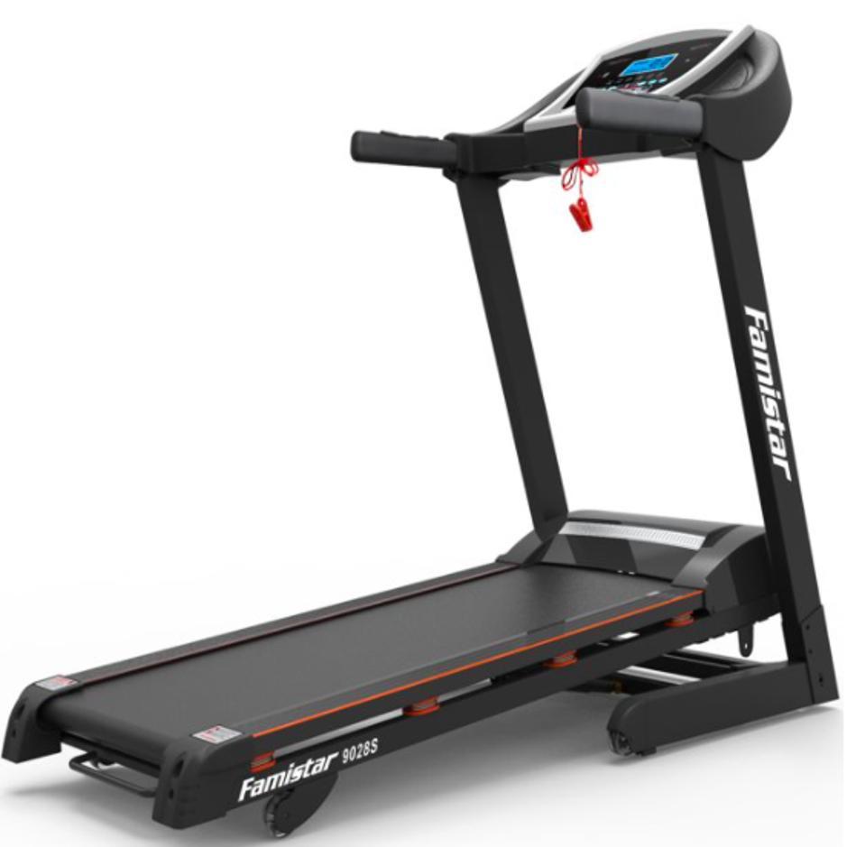 Famistar 9028S Portable Folding Electric Treadmill