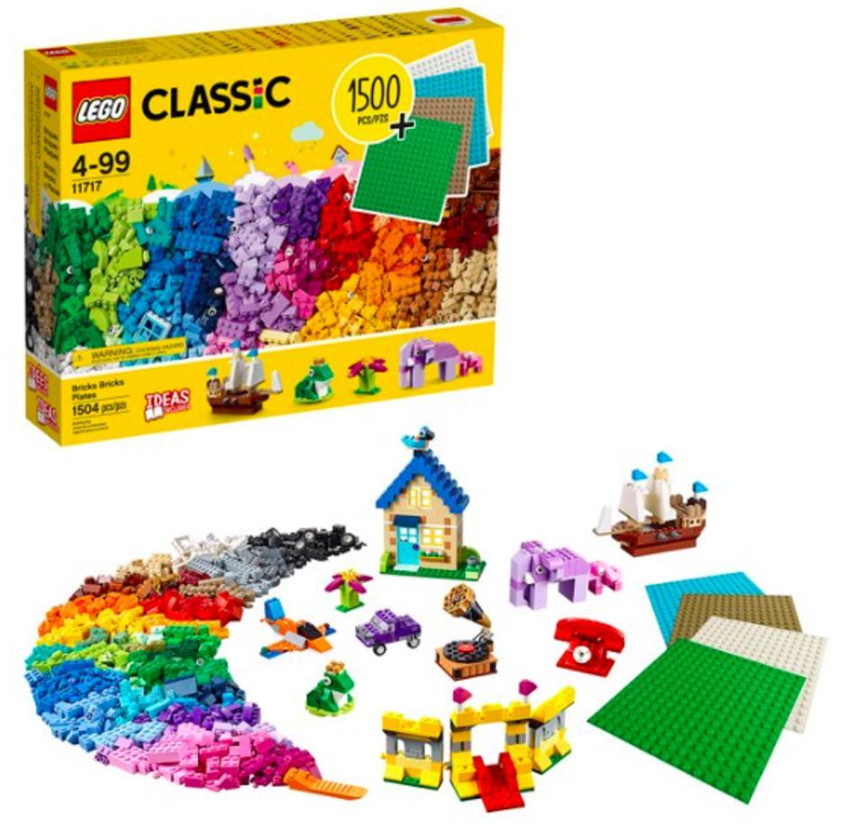 LEGO Classic Bricks Bricks Plates