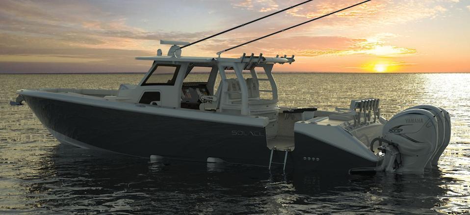 Solace Boats 41CS