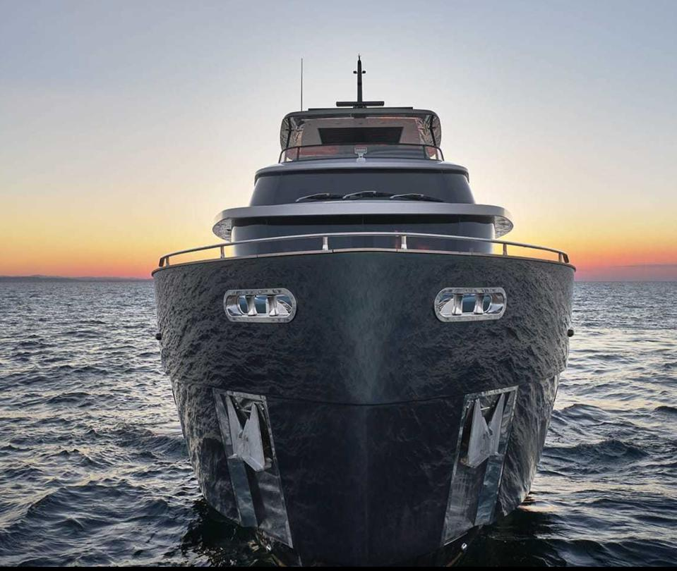 Azimut's Magellano 25 Metri will be one of the queens of FLIBS 2020