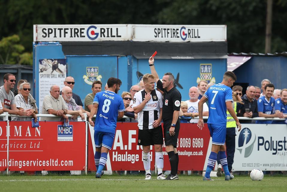 Eastleigh FC v Notts County - Vanarama National League