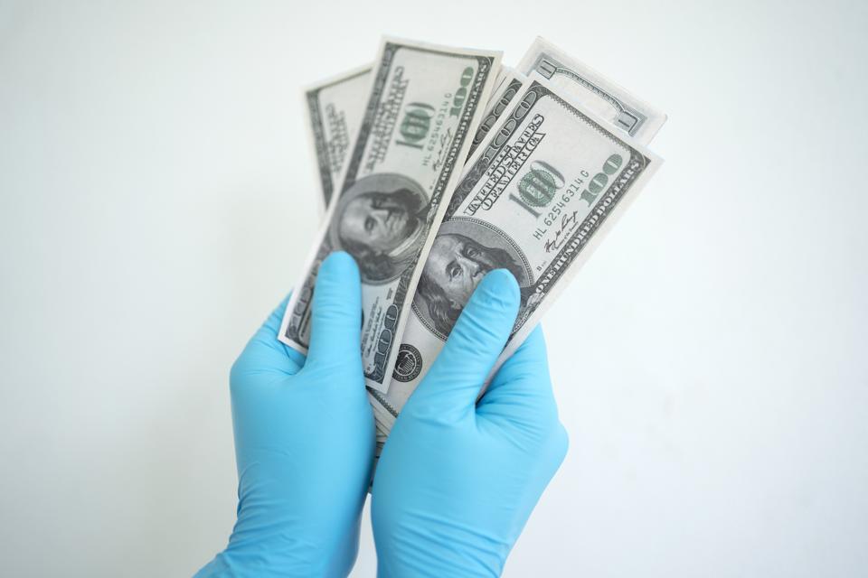 COVID-19 cash