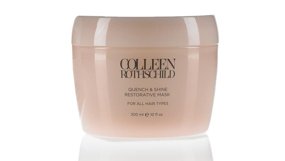 Colleen Rothschild restorative hair mask
