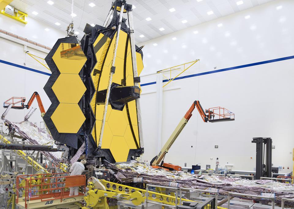 Comprehensive systematic assessment of NASA's James Webb Space Telescope.