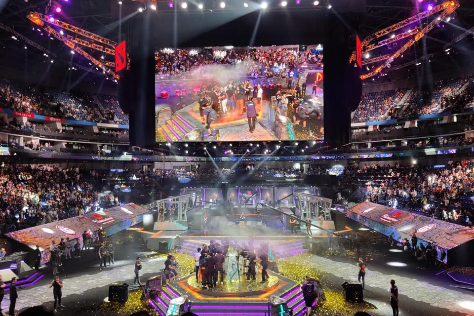 The International 2019: Dota 2 World Championship - Day 6