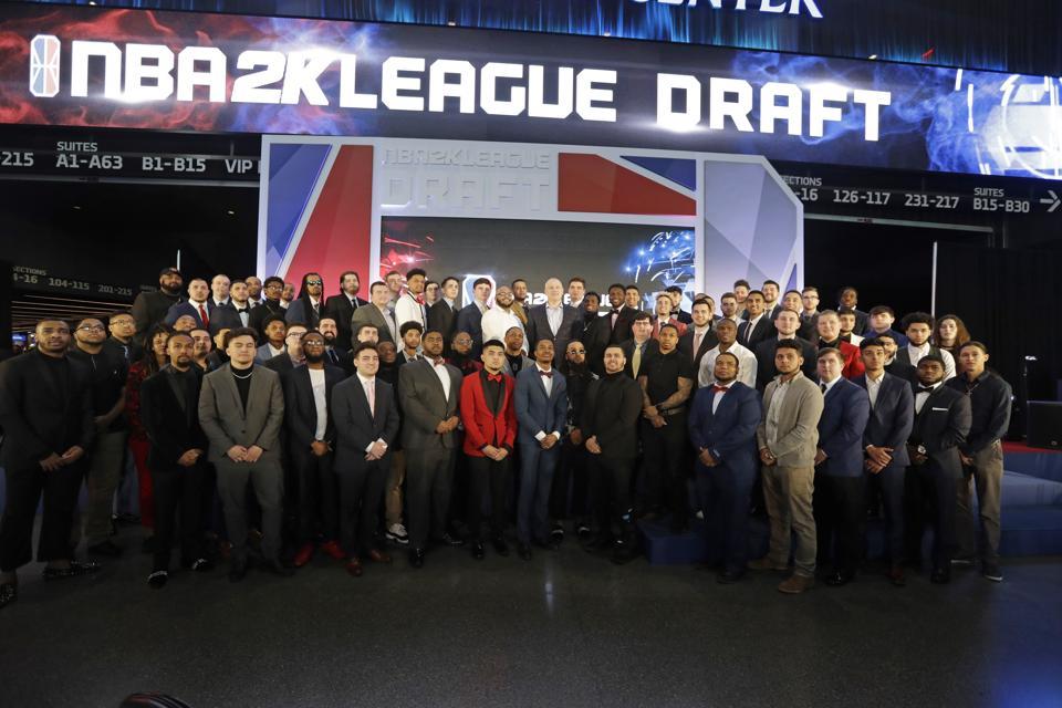 NBA 2K League Basketball