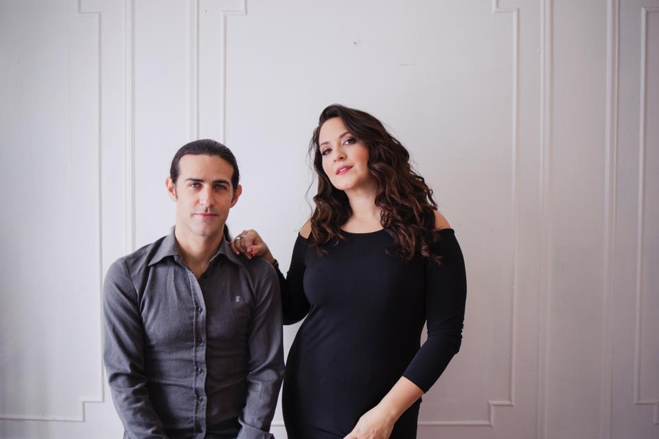 Dan Pugach and Nicole Zuratis
