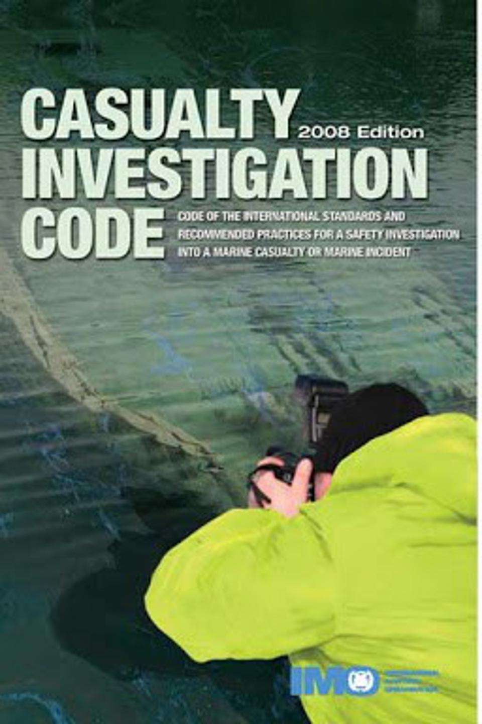 The IMO's Casualty Investigation Code