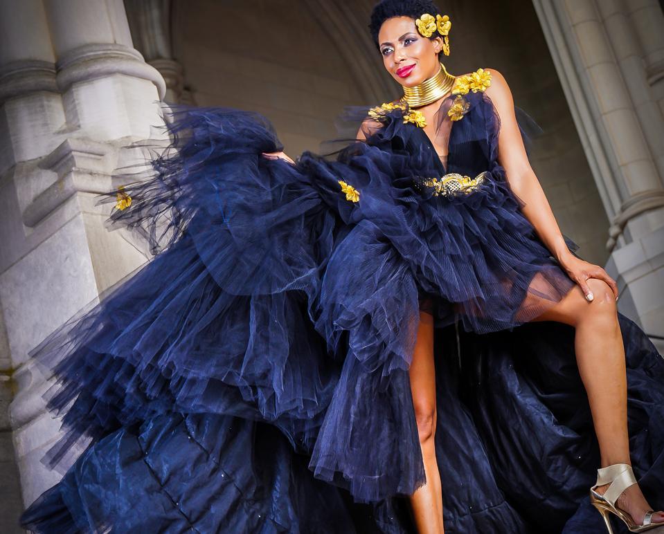 Model and founder Joy Kingsley-Ibeh