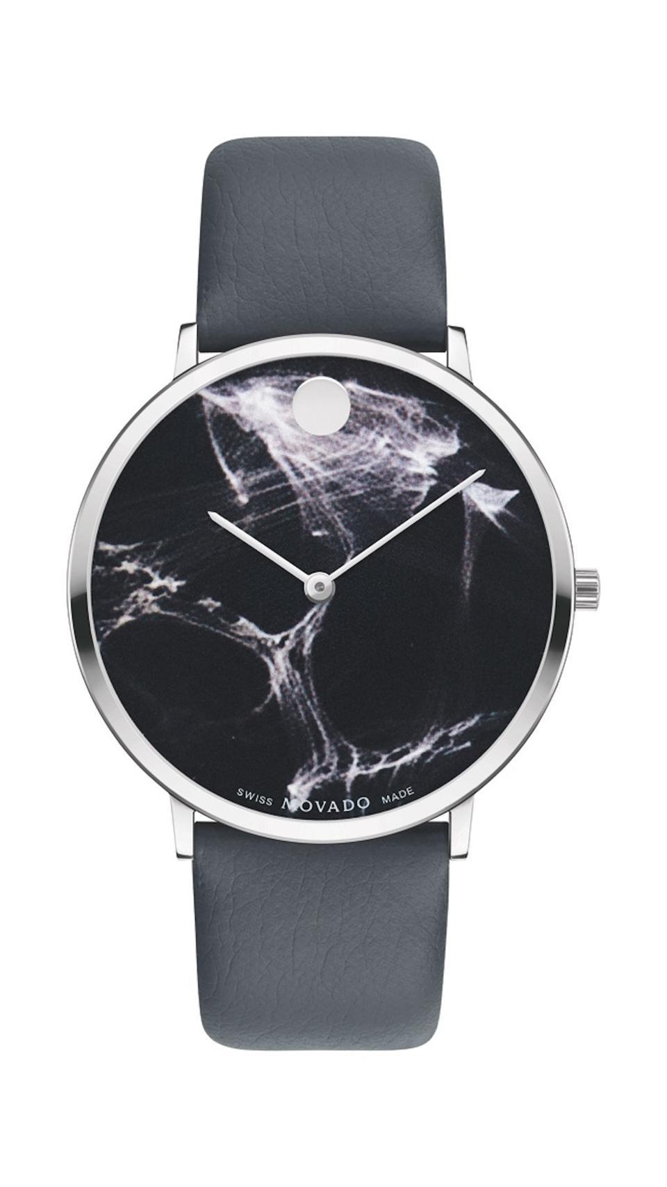 Alexi X Movado, vegan watch straps