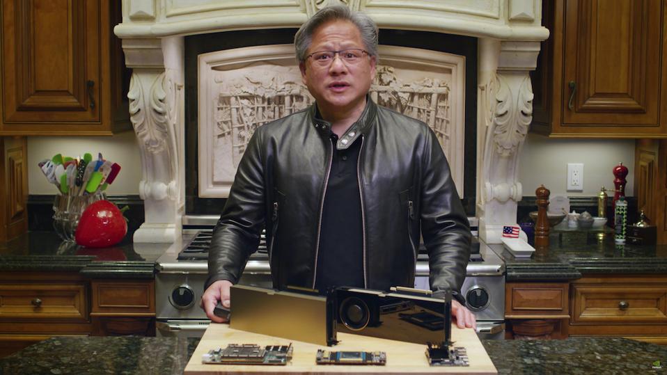 Jenson Huang, CEO, NVIDIA