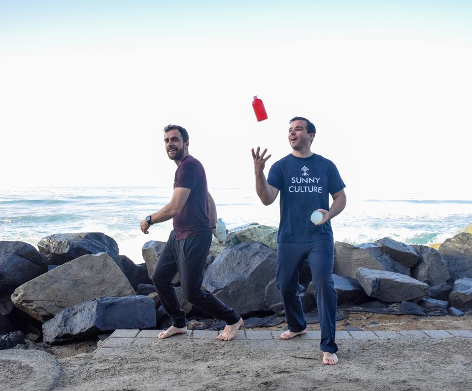 Patrick Whitner and Rany Bochi co-founded water kefir company Sunny Culture.