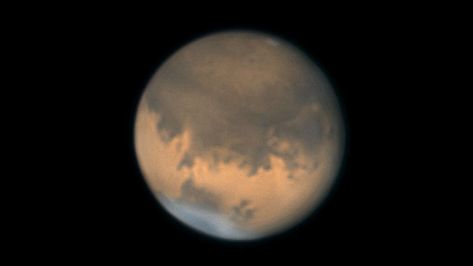 Mars is this week at ″opposition.″