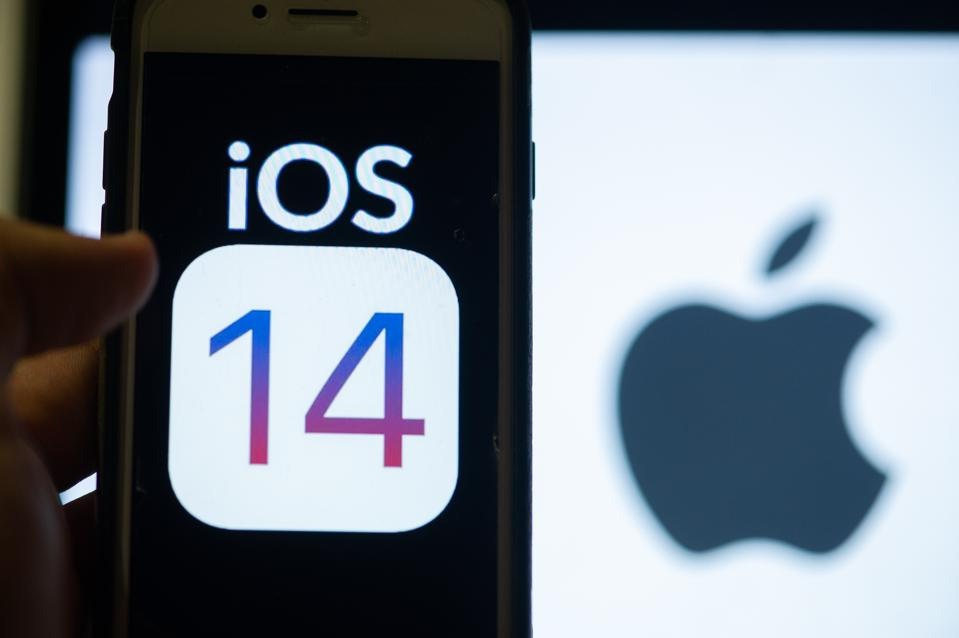 Apple Launches New IOS14 IPhone Software