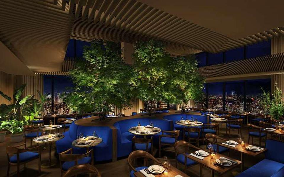 EDITION Toranomon, Tokyo by Ian Schrager and Marriott Hotel