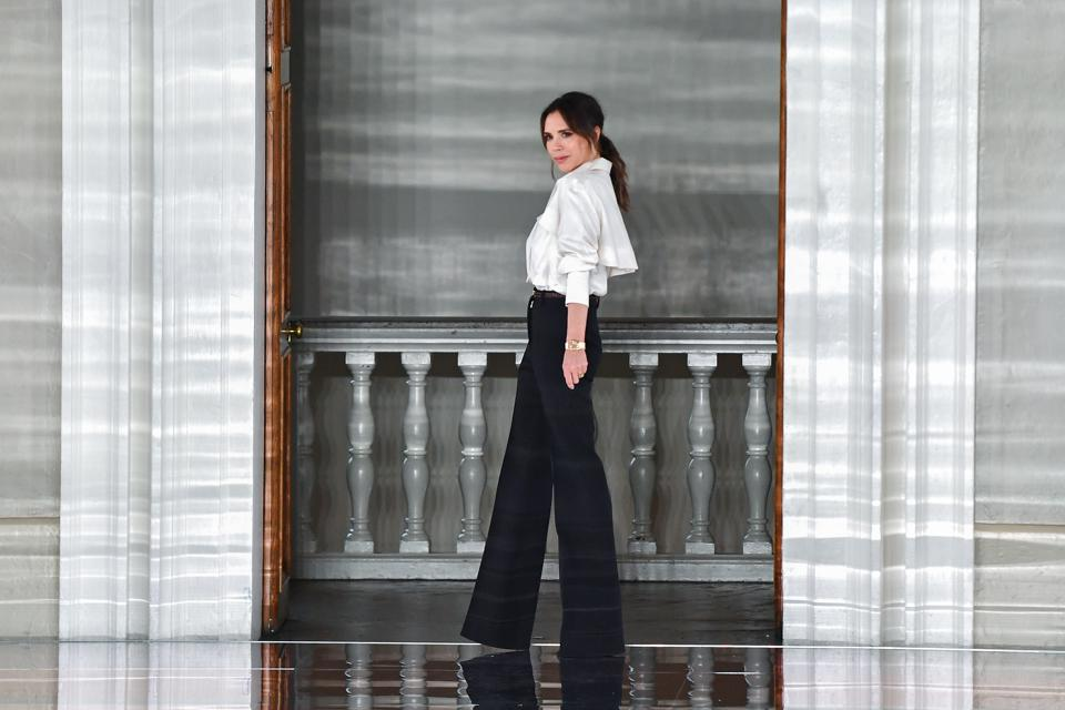 Victoria Beckham - Runway - LFW February 2020