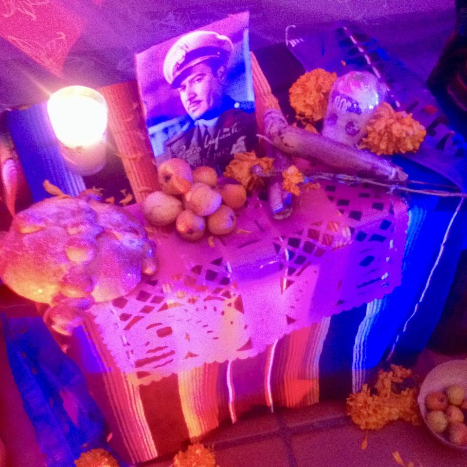 altar, D of D