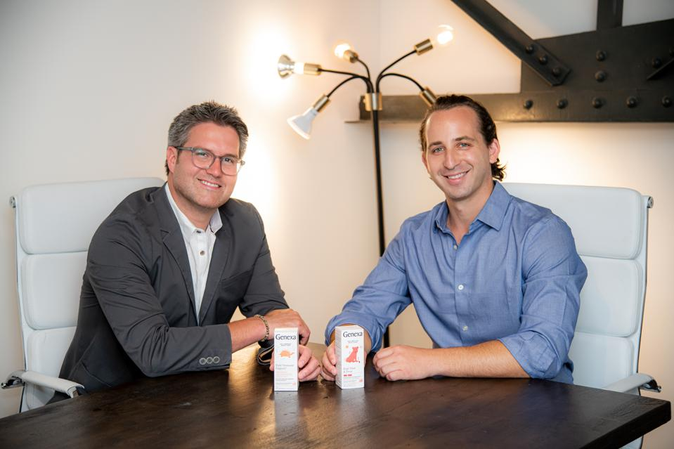 David Johnson, CEO and Max Spielberg, President