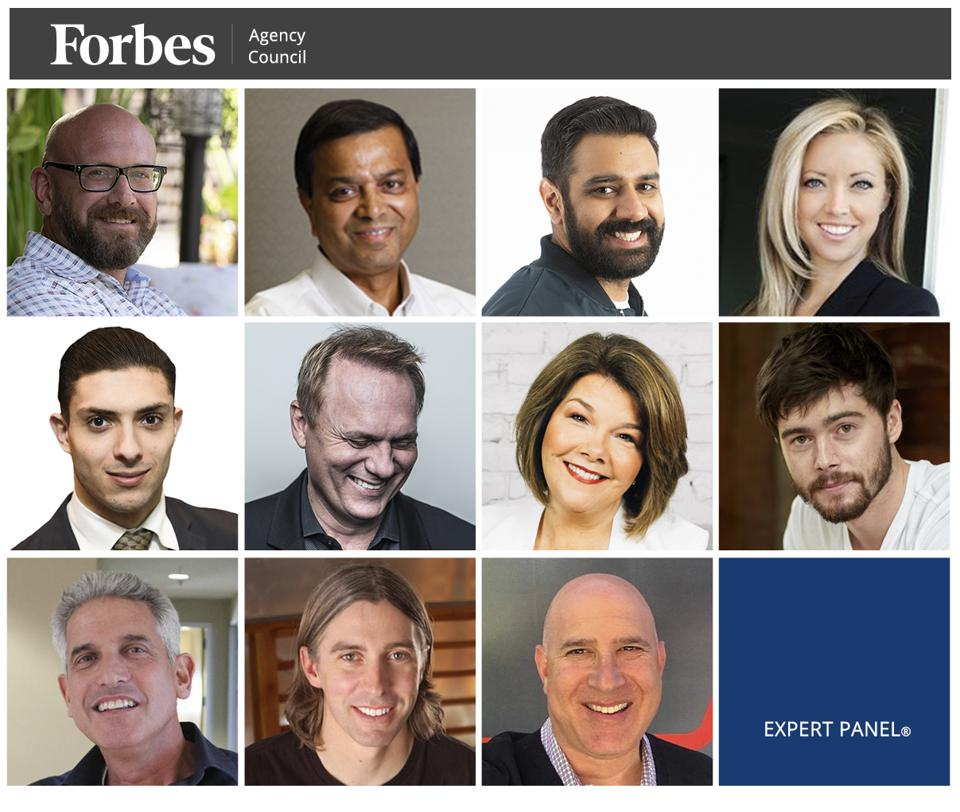 Forbes Agency Council members discuss creative conversational marketing strategies.
