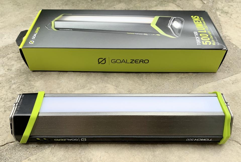 Goal Zero Torch 500 review