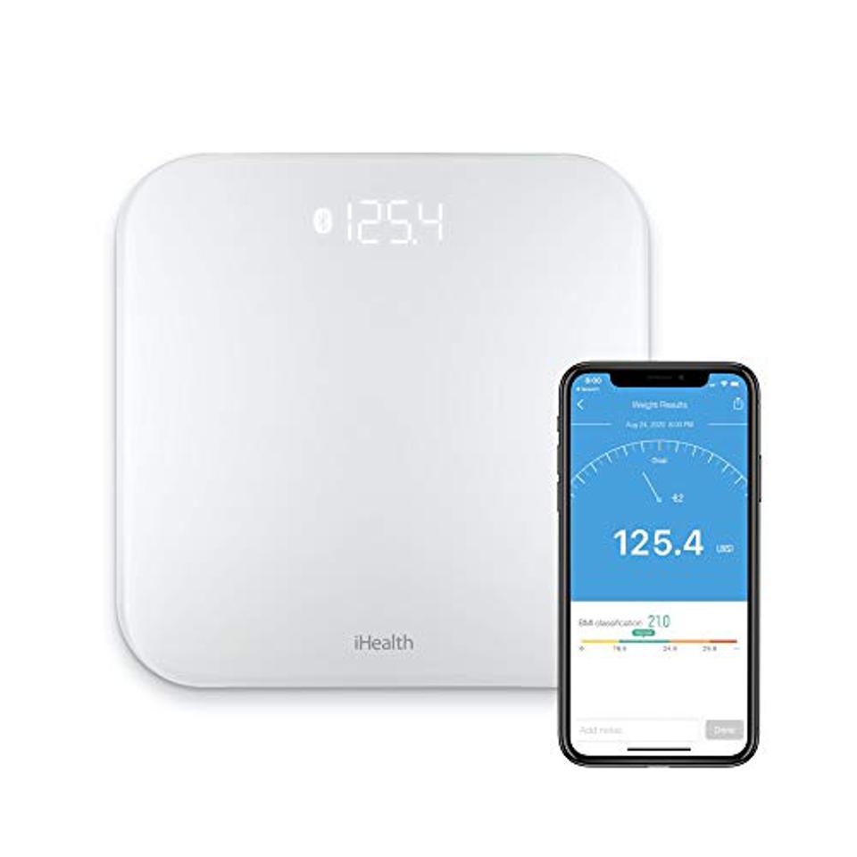 iHealth Lina Smart Digital Body Weight Scale is on sale for Amazon Prime Day.