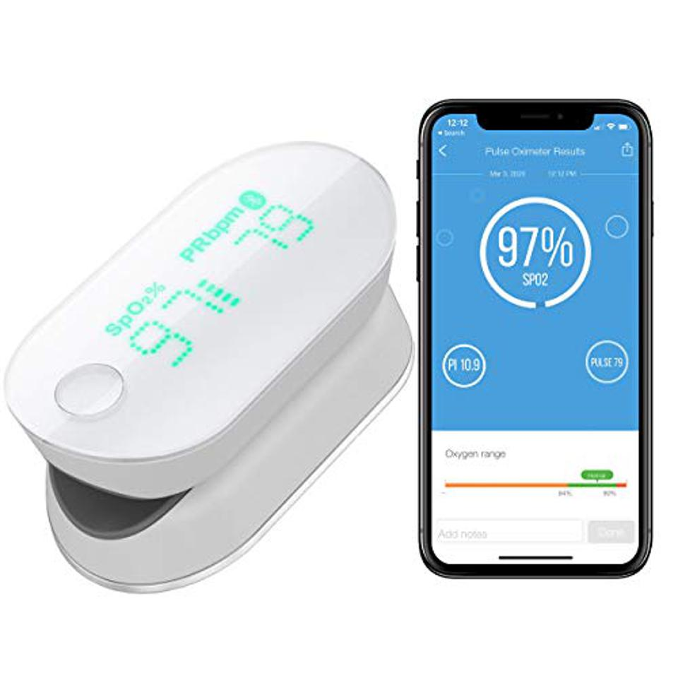 iHealth Air Wireless Fingertip Pulse Oximeter is 46% off for Prime Day