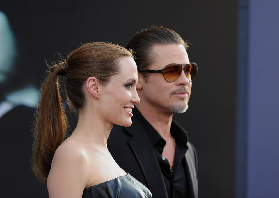 Angelina Jolie and Brad Pitt's champagne house launches its first champagne this week