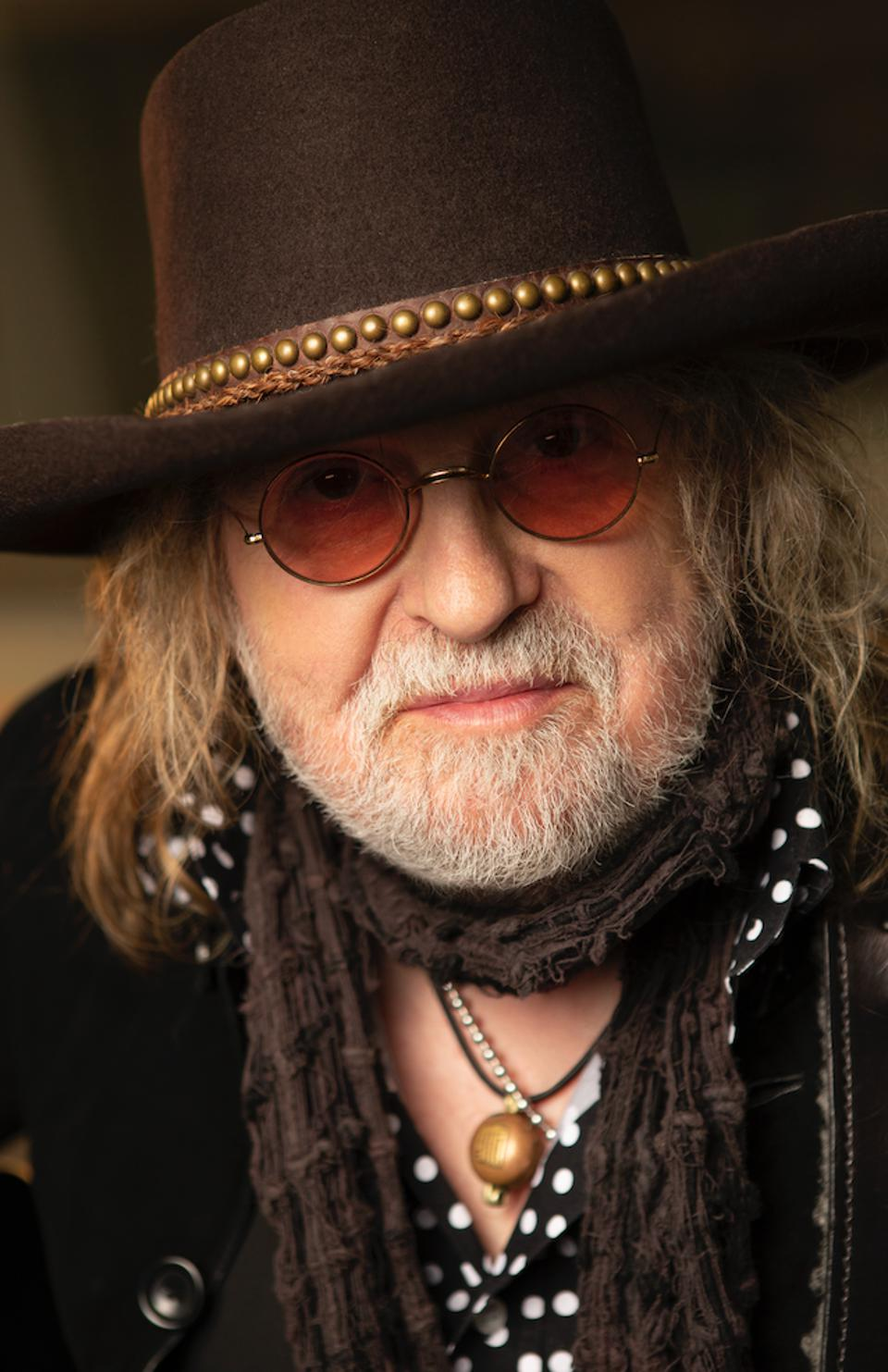 Ray Wylie Hubbard, also playing n the HOME concert