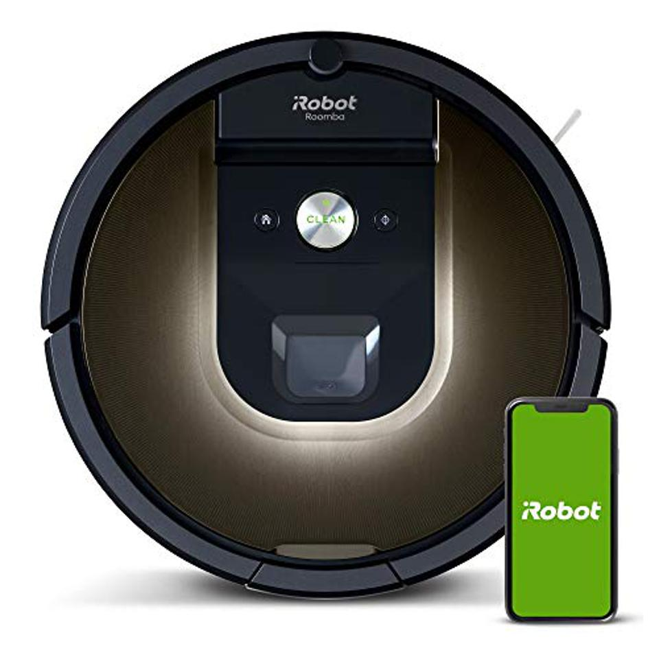 iRobot Roomba 981 Wi-Fi Robot Vacuum