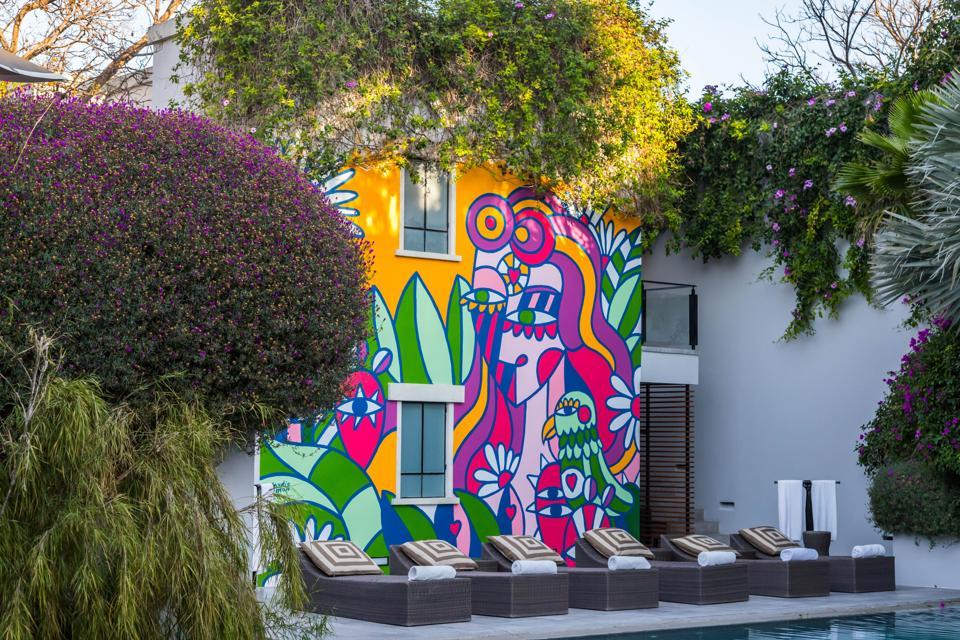 mural Matilda