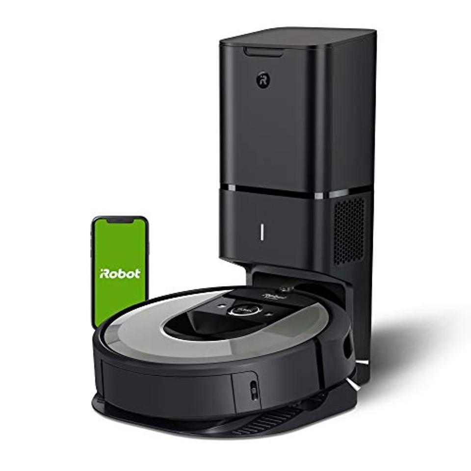 iRobot Roomba i6+ (6550) Wi-Fi Robot Vacuum