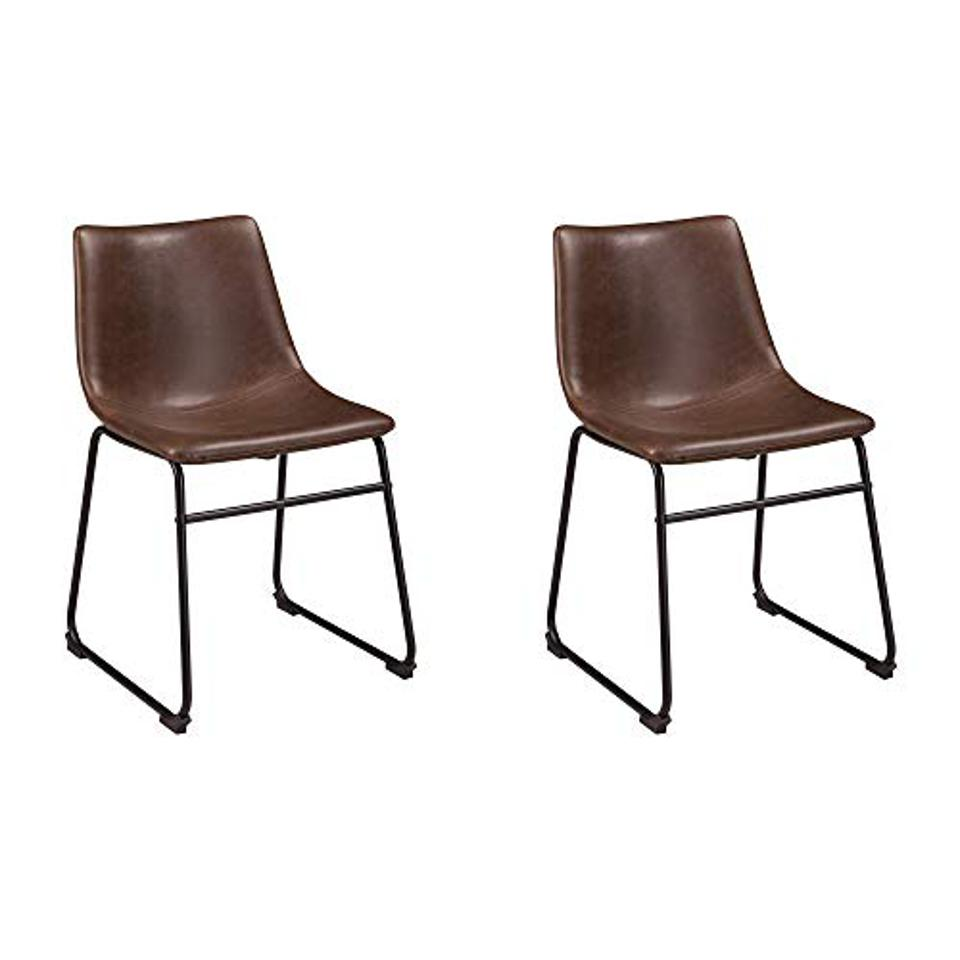 Ashley Furniture Signature Design Centiar Dining Chairs - Set of 2