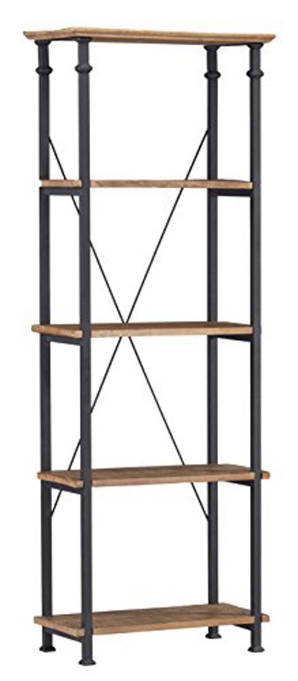 Homelegance Factory 4-Tier Bookcase