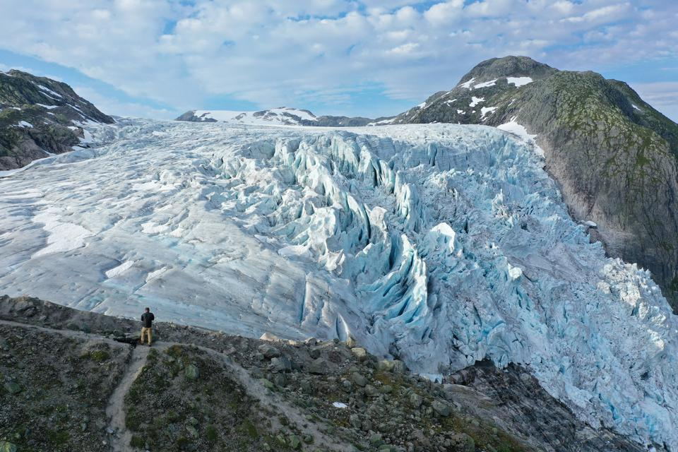 Global Warming Is Accelerating The Melting Of Norway's Glaciers