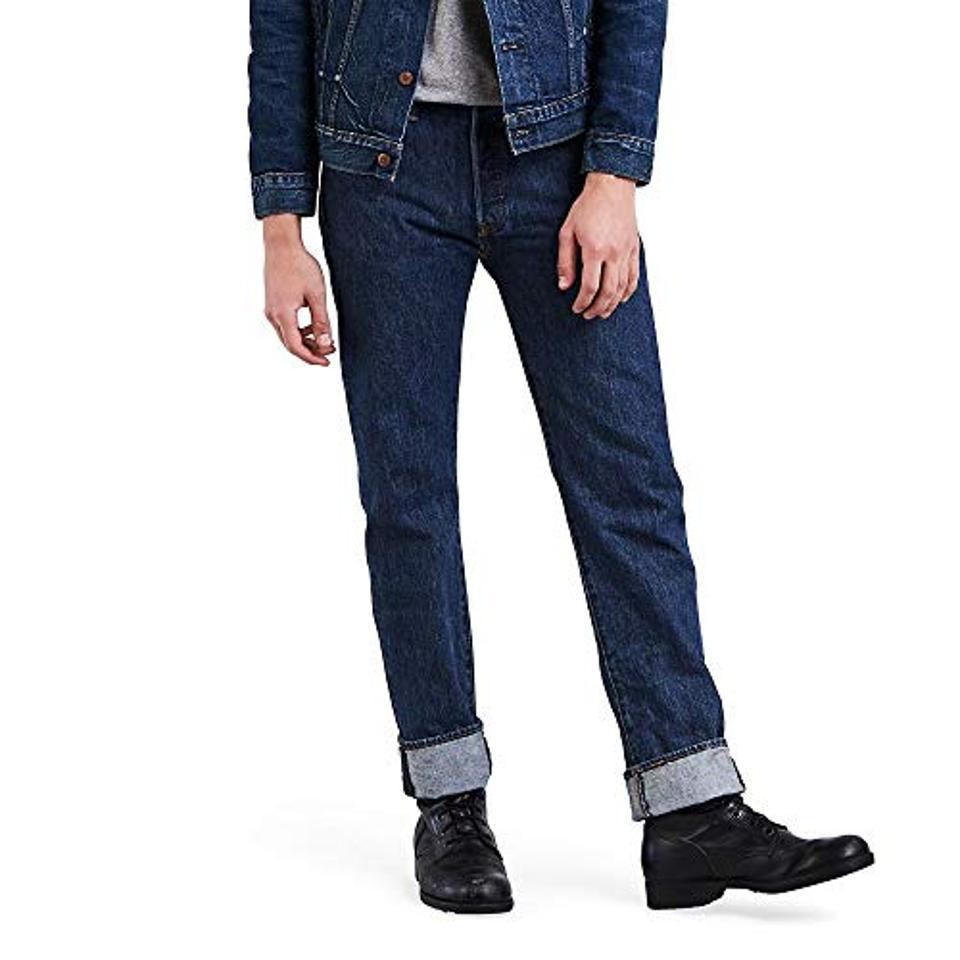 Amazon prime Day Levi's Men's 501 Original Fit Jeans