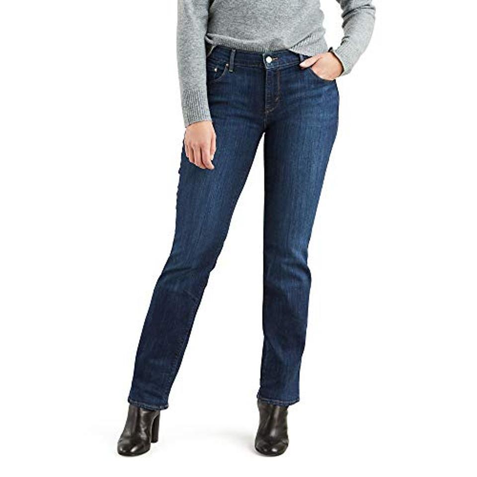 Amazon Prime Day Levi's Women's Straight 505 Jeans