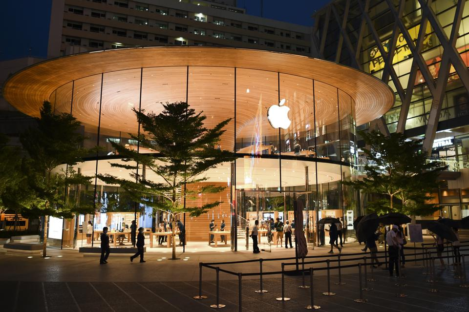 Second Official Apple Store In Bangkok