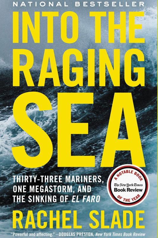 In the Raging Sea was a comprehensive account