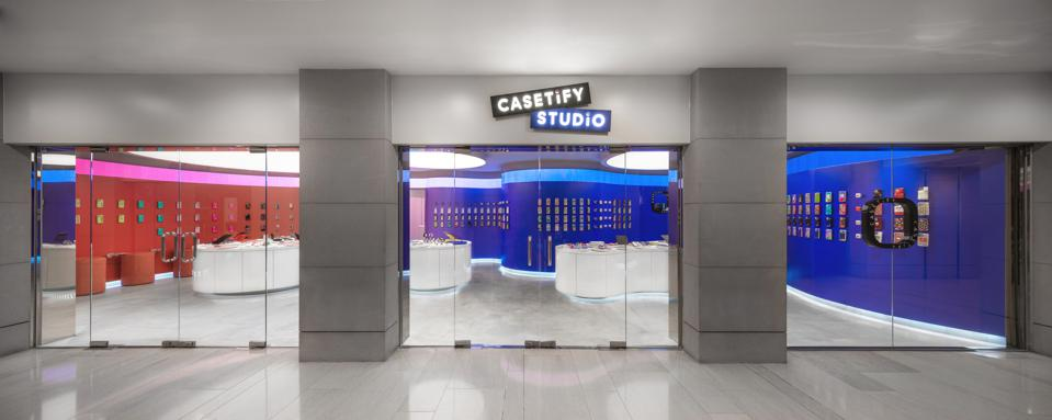 From pop-up to permanent, Casetify finds a new home within luxury mall, Landmark.