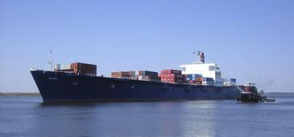 El Faro was a large cargo ship carrying containers and cars