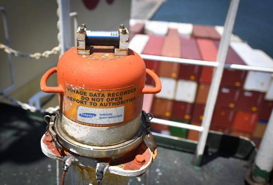 MOL has not mentioned any work taking place to extract the audio from the ship's 'Black Box,' Voyage Data Recorder
